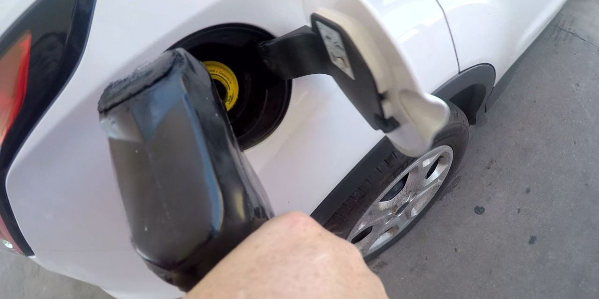 Gas prices down in the natural state
