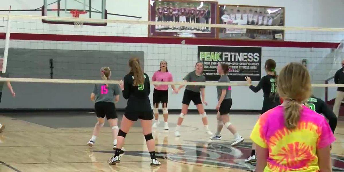 NEA HS Volleyball Scoreboard (10/13/20)