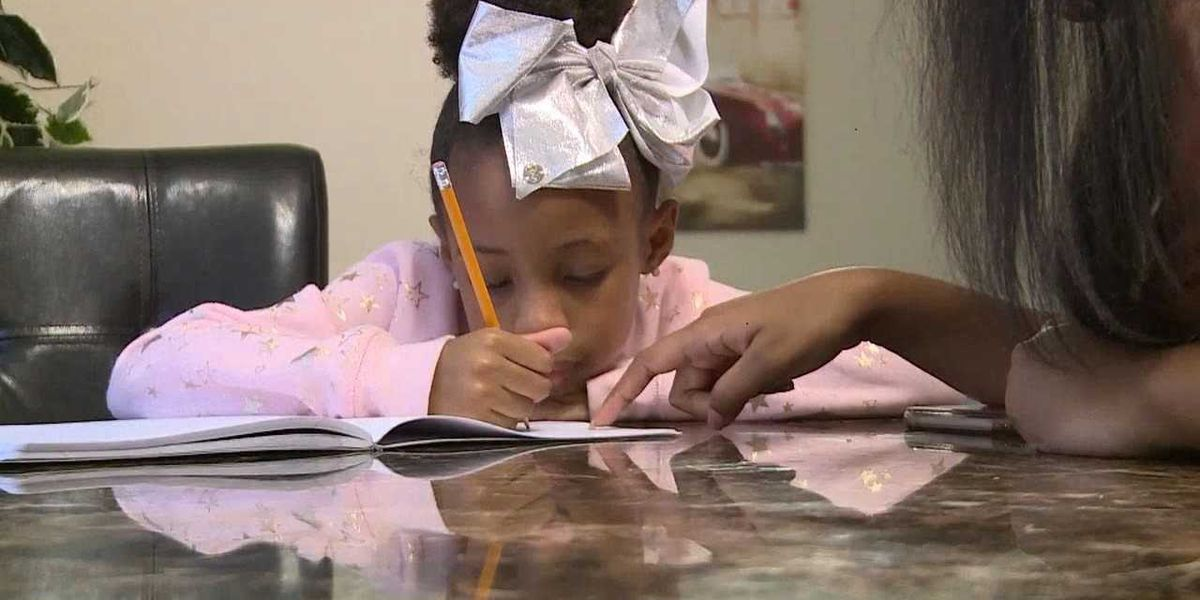 9-year-old writes book to help other children understand divorce