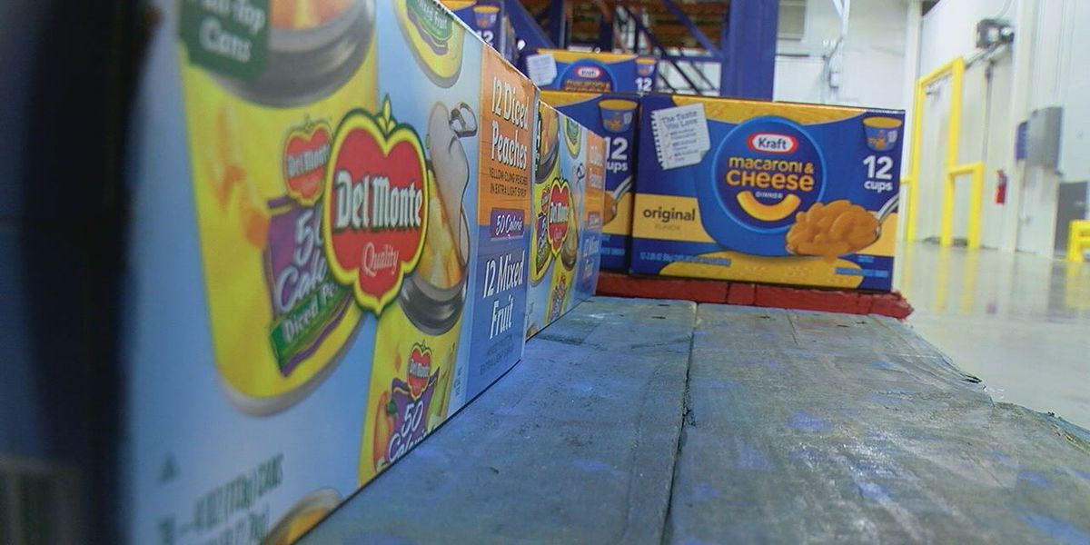Million Meals campaign surpasses goal with weeks left in campaign