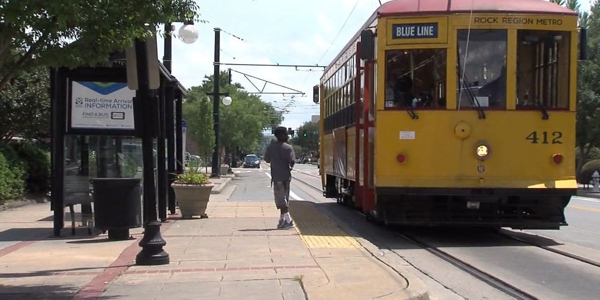 Need a ride? Little Rock company offering free streetcar service