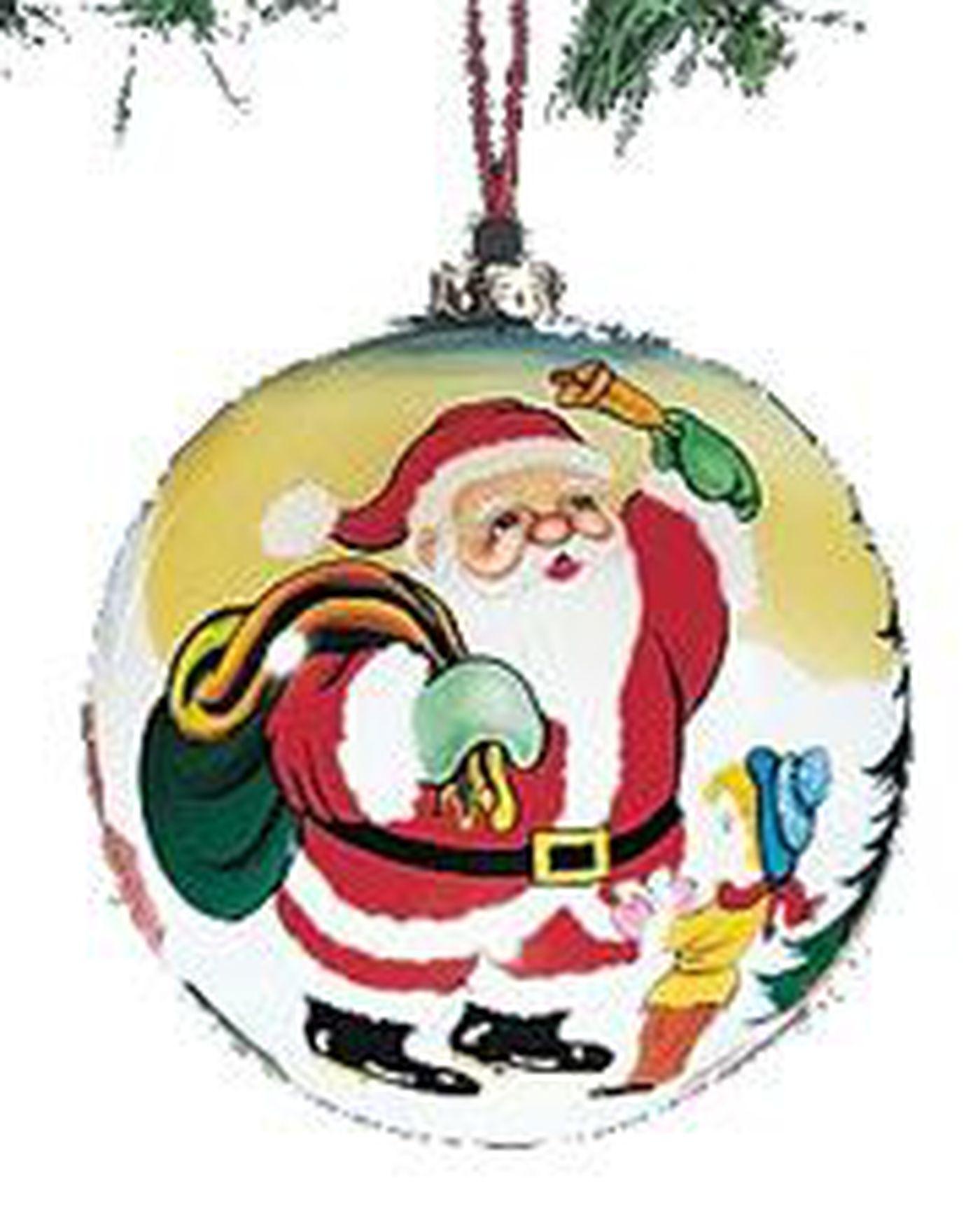 2006 Hallmark Ornaments Debut at Treasure House