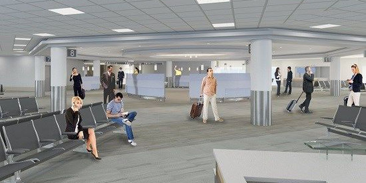 $20M upgrade proposed for Little Rock airport