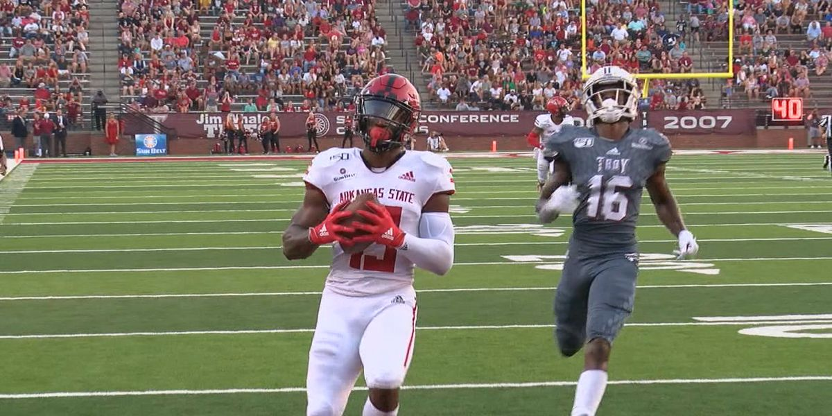 Arkansas State WR Kirk Merritt talks NFL Draft prep and future at next level