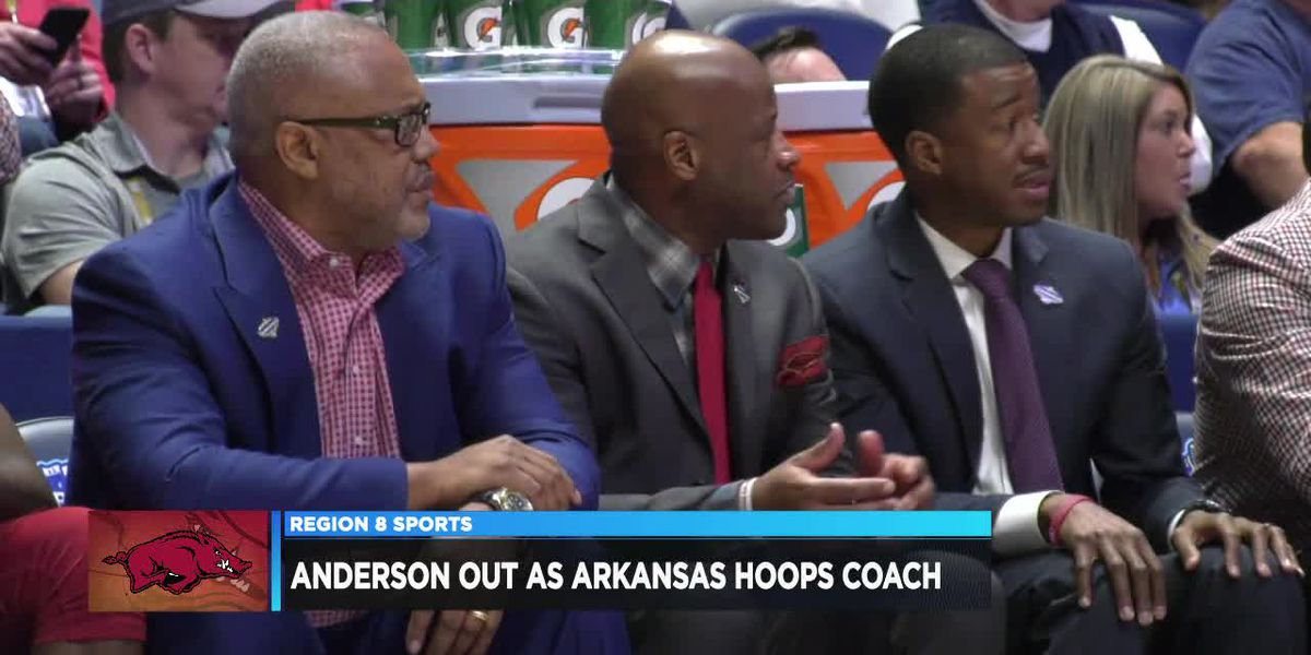 Mike Anderson responds on twitter after dismissal as Arkansas basketball coach