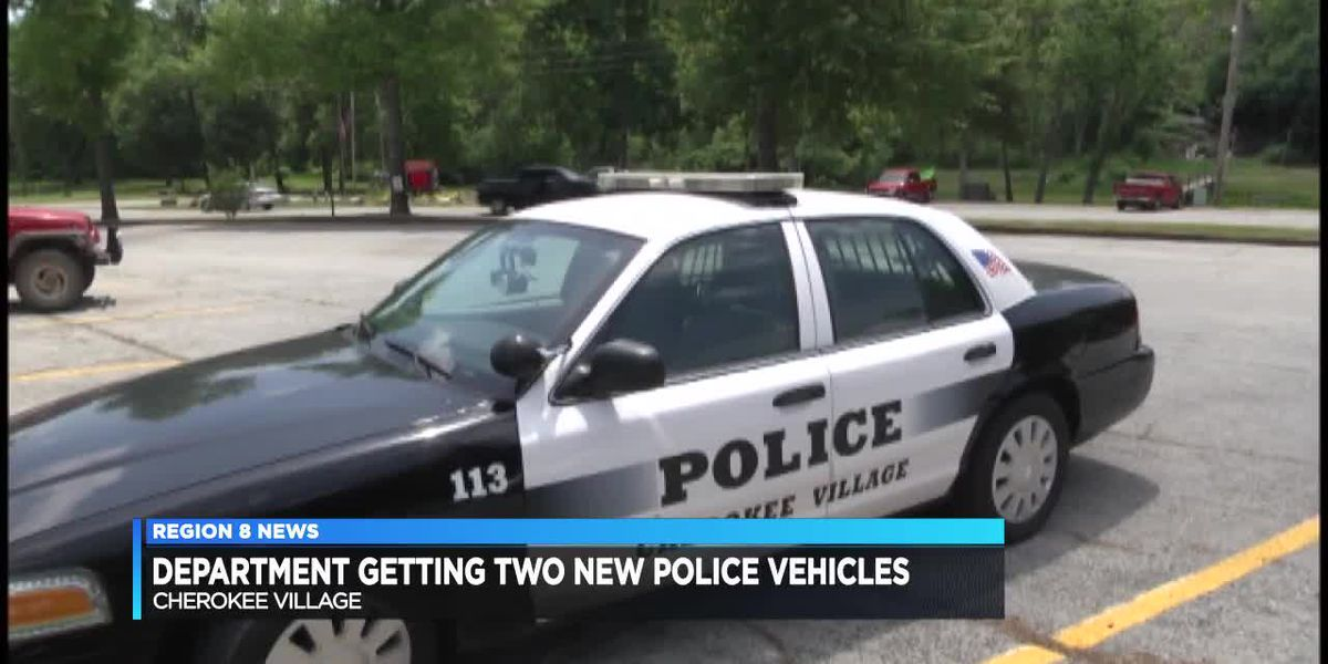 Police department getting 2 new vehicles