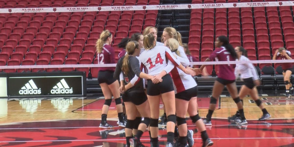 A-State Volleyball sweeps Troy in SBC contest