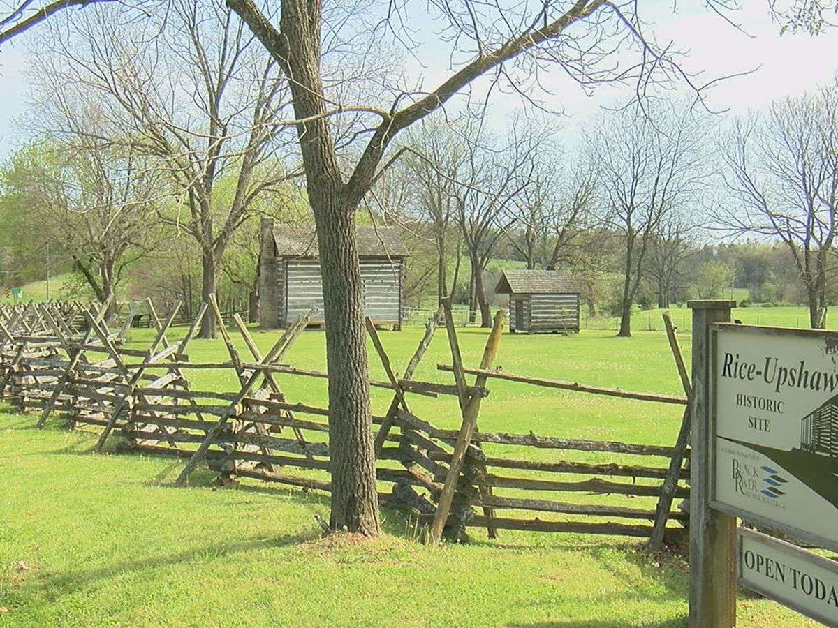 Earliest built homes in Arkansas reopen