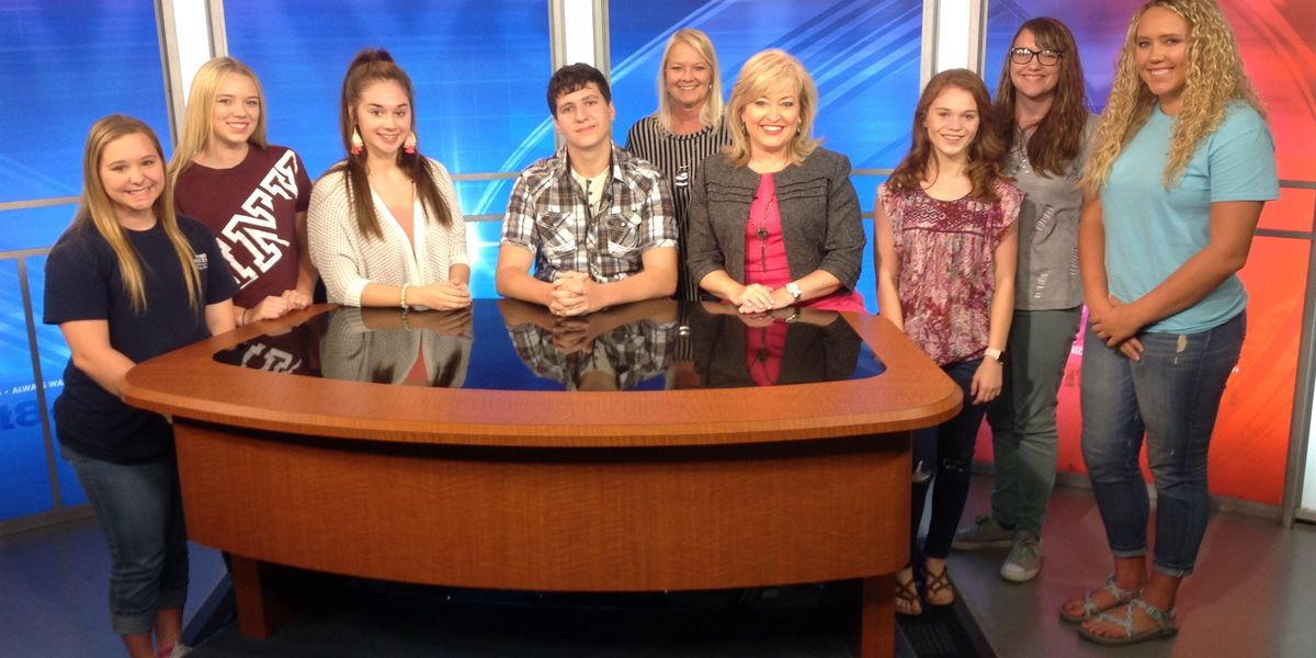 Hoxie high school health professions students host community health fair