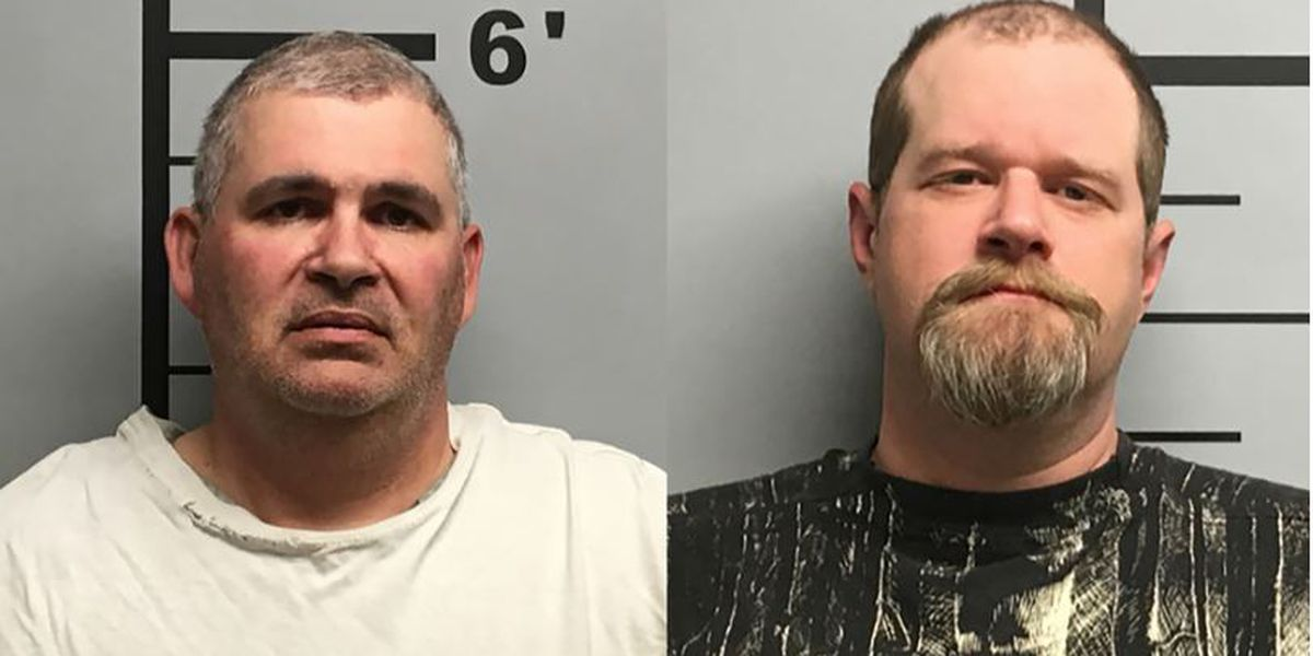 2 men arrested after shooting each other while wearing vest