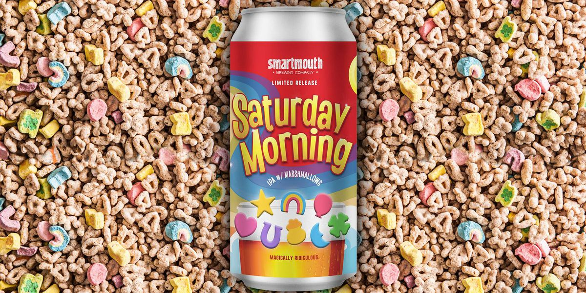 Brewery creates Lucky Charms flavored beer