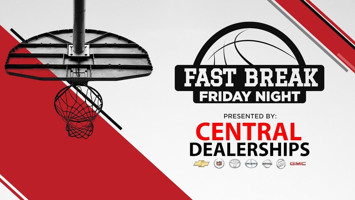 Fast Break Friday Night - 1/18