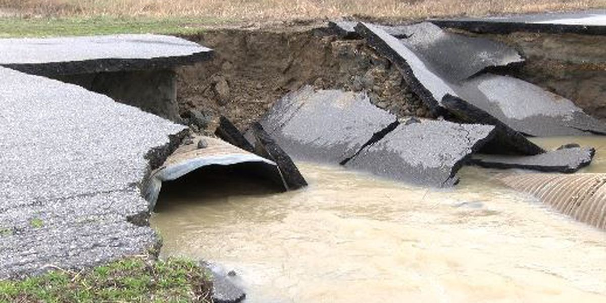 Rain causes issues for Southeast Missouri