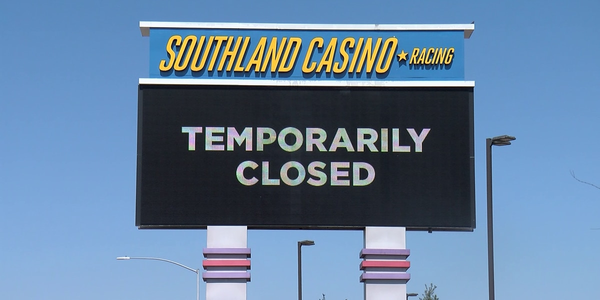 Mid-South casinos remain closed one month later