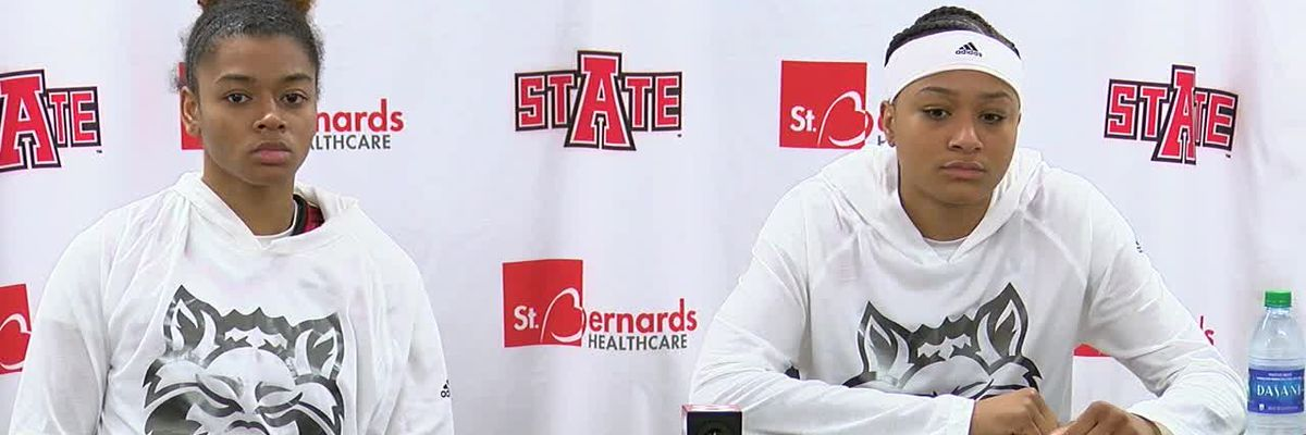 Red Wolves Raw: Boyer, Westbrook, & Martin after loss to UT Arlington