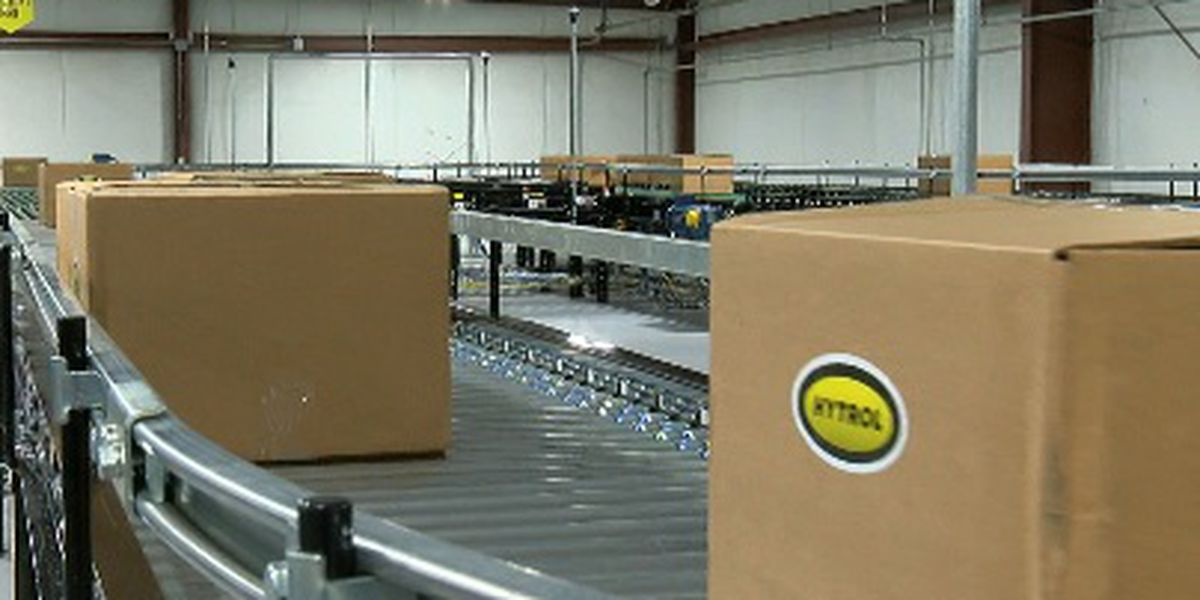 Hytrol unveils new Tech Center