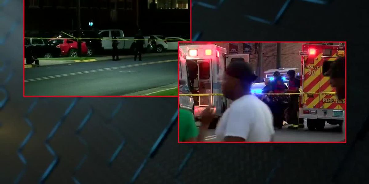 2 dead after shooting near Alabama State University