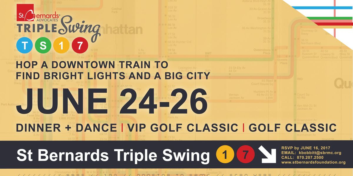 Triple Swing tees off at new location