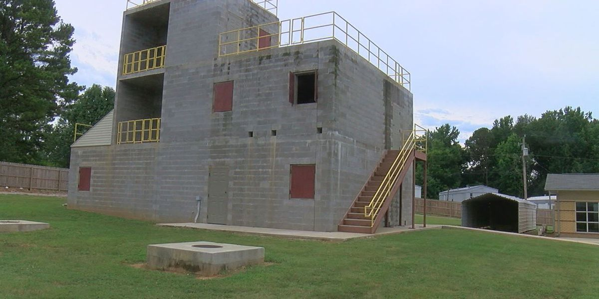 Firefighter training facility opens at UACCB