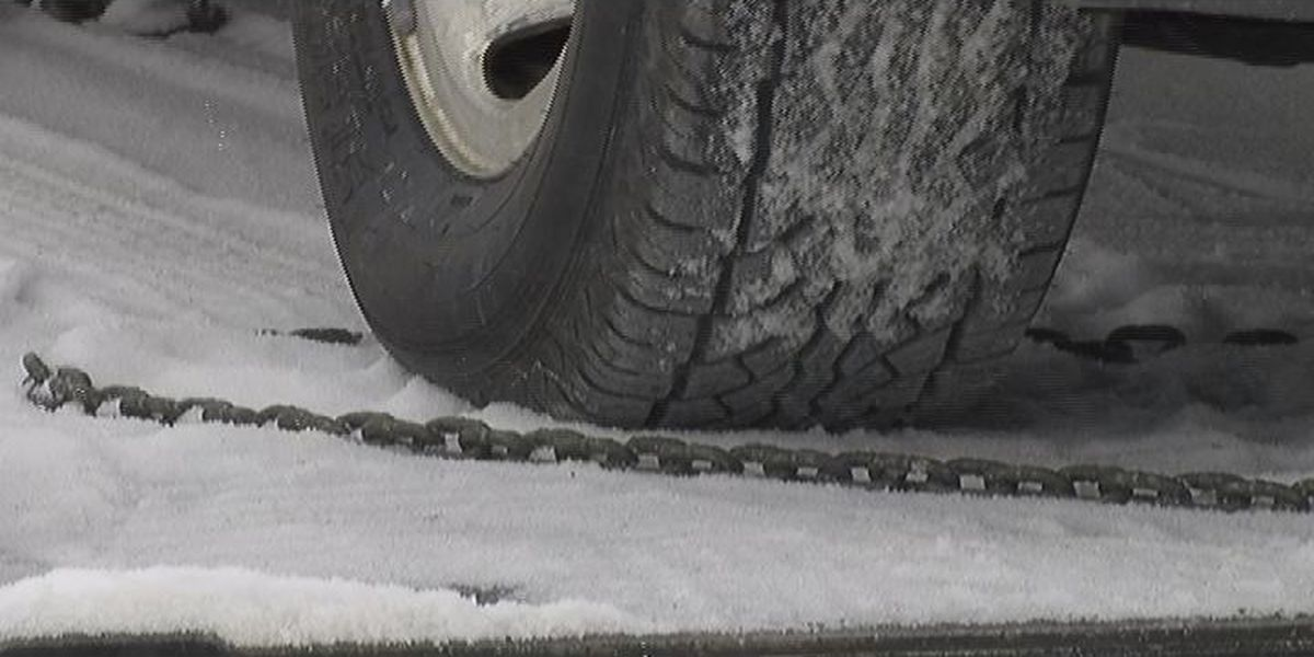 Emergency Services prepared to operate in winter weather