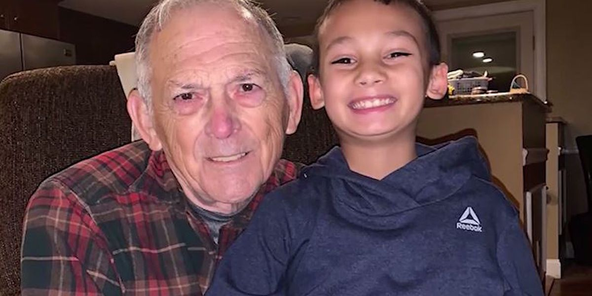 Boy, 9, saves grandfather's life during diabetic episode