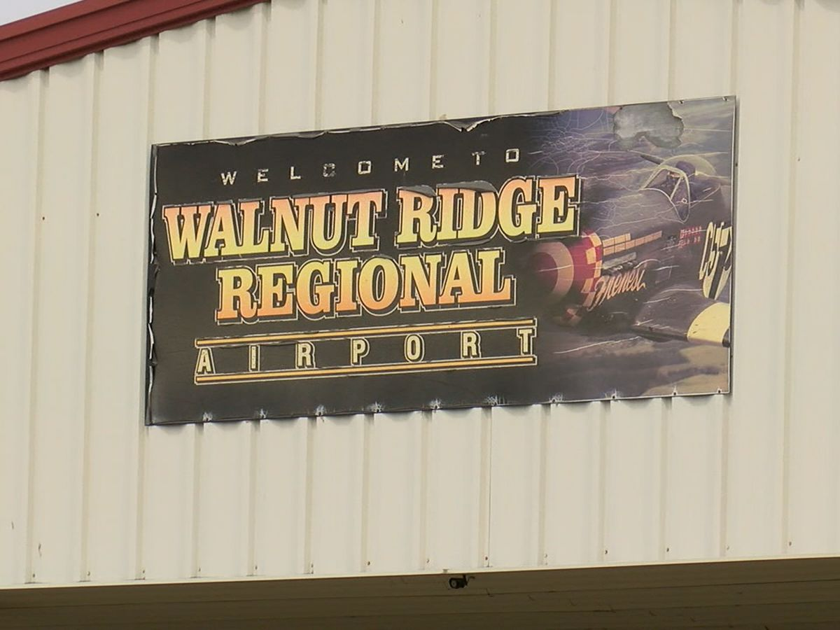 Walnut Ridge applies for airport reclassification