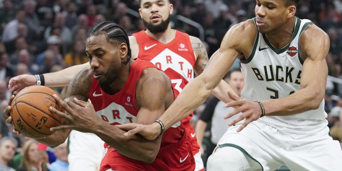 Raptors defeat Bucks 100-94 to advance to first NBA Finals