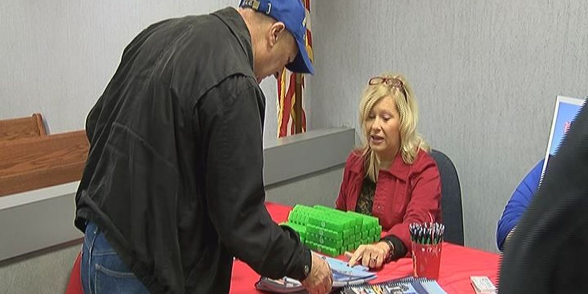 Event held to inform local veterans of available services