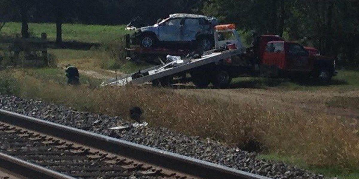 ASP: One person killed in train vs. vehicle crash