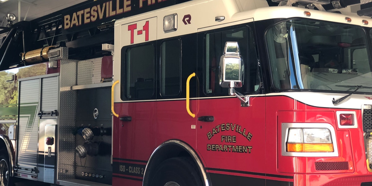 Batesville Fire and EMS will receive body armor vests