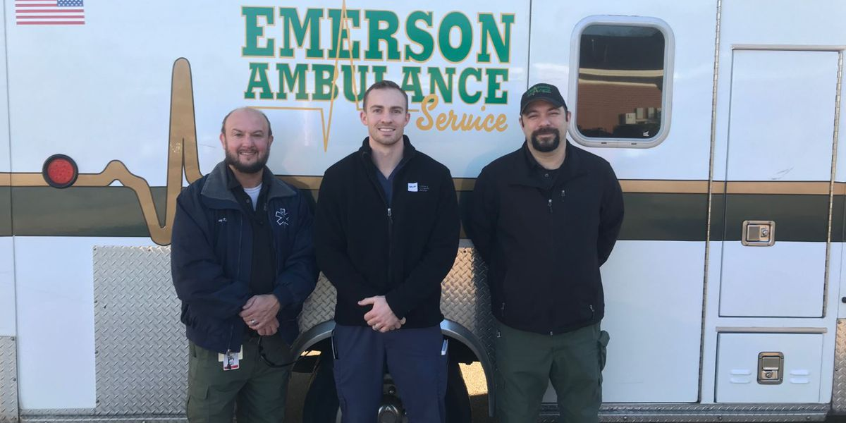 Medical students receive unique training from local EMTs