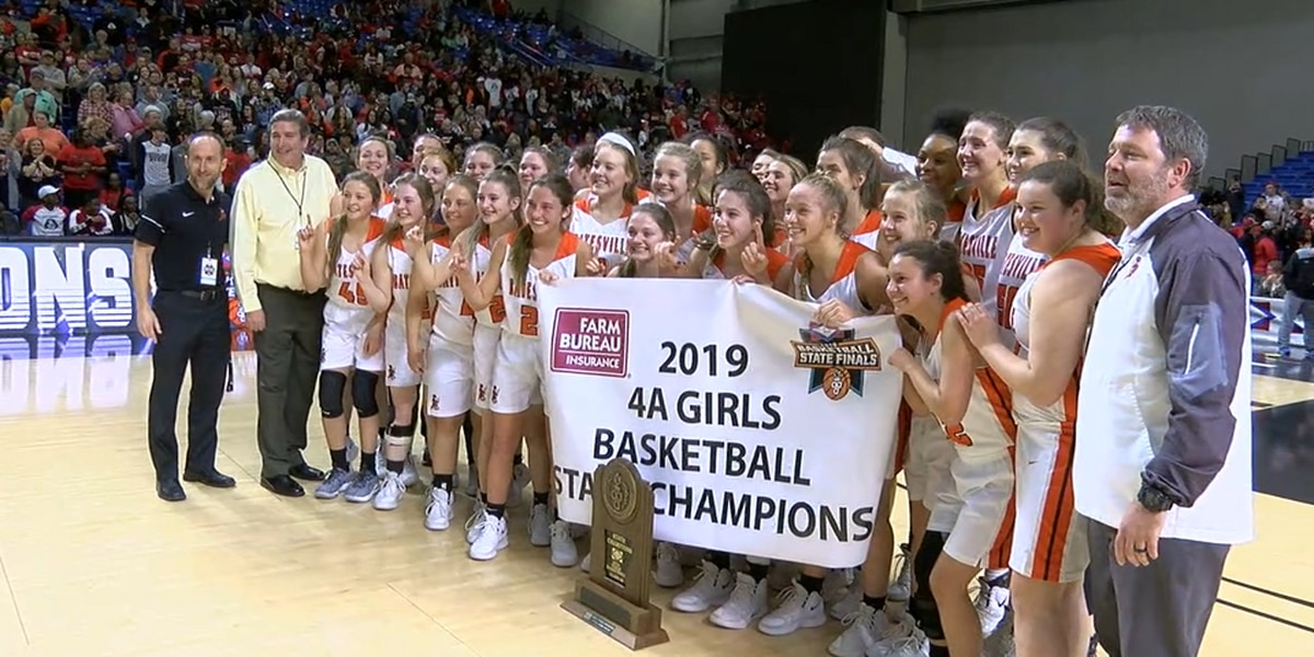 Batesville girls beat Berryville to win 4A Girls State Championship