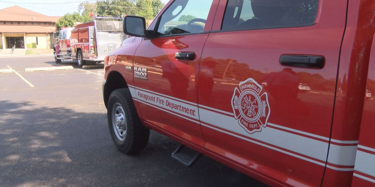 Paragould Fire Department gives away smoke detectors to ensure safety