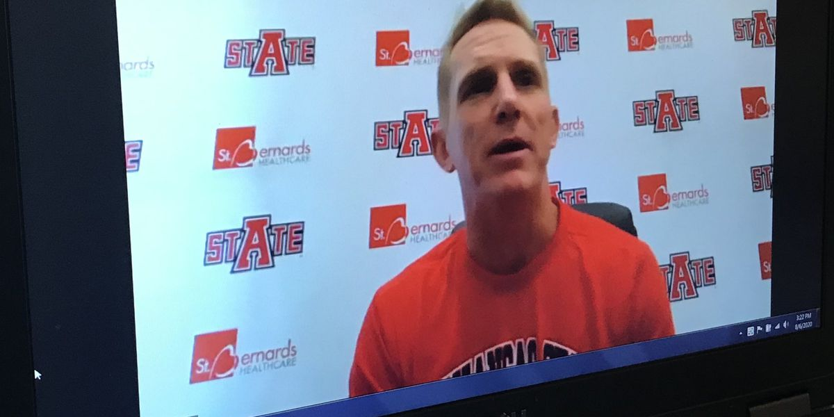 Arkansas State football previews fall camp, holds Virtual Media Day