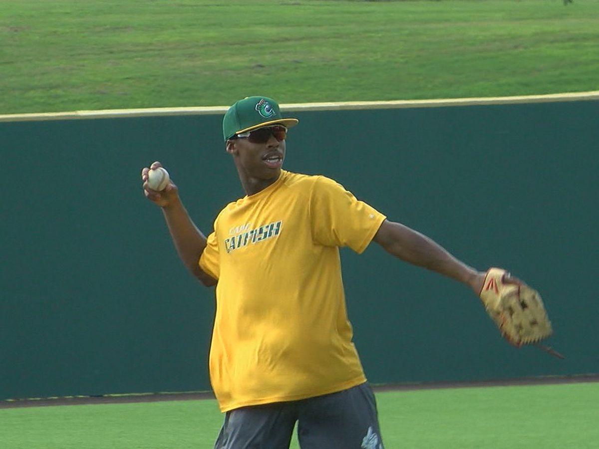 Curtis Washington Jr. taking advantage of opportunity in Prospect League