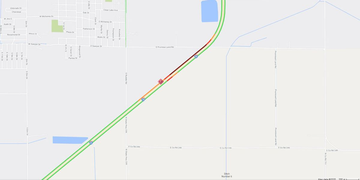 TRAFFIC ALERT: Serious crash reported on I-55 in Mississippi Co.