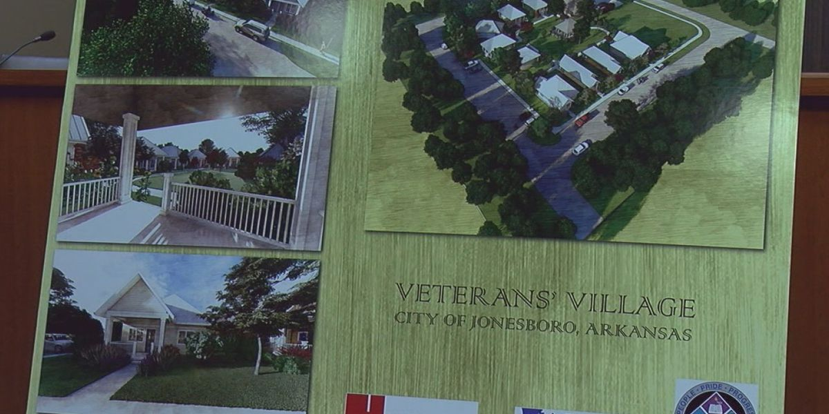 Veterans Village a step closer to becoming reality