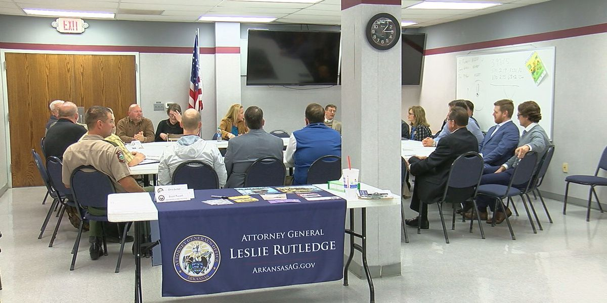 Attorney General holds annual county roundtable