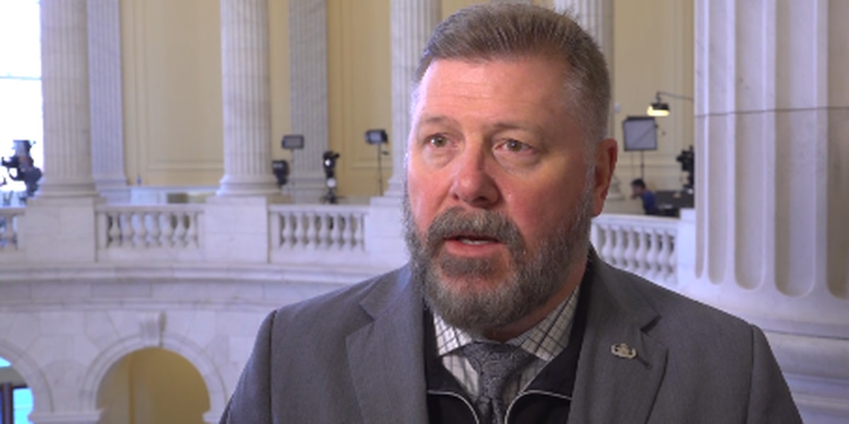 Rep. Crawford discusses impeachment debate in nation's capital
