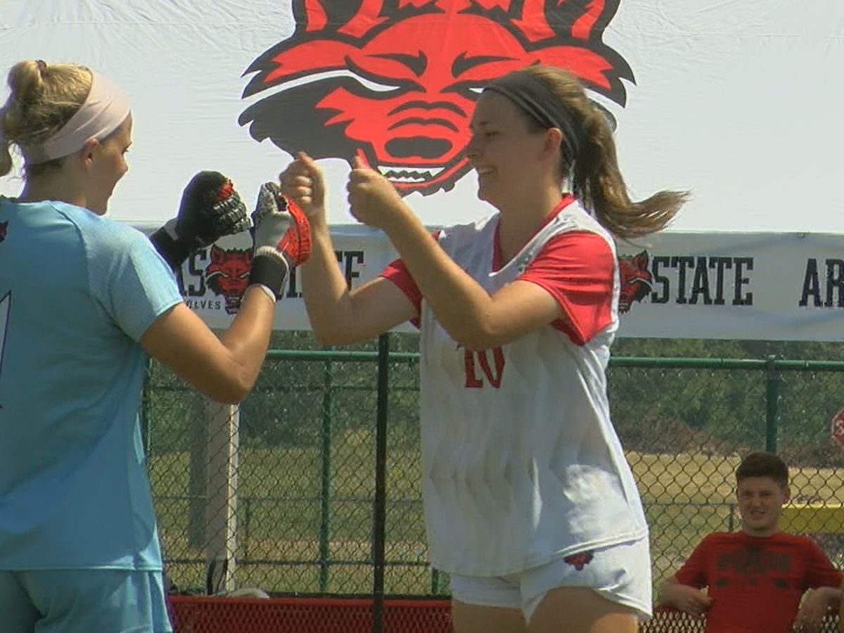 Late goal leads A-State soccer to victory over SEMO