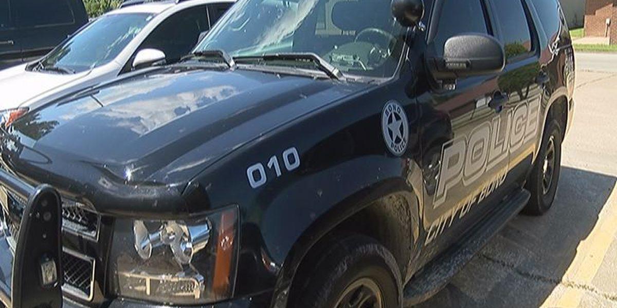 Bono Police Department updates evidence room