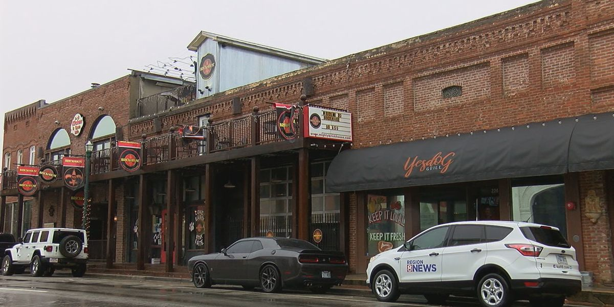 Thief on the loose after breaking into three downtown restaurants within 24 hours