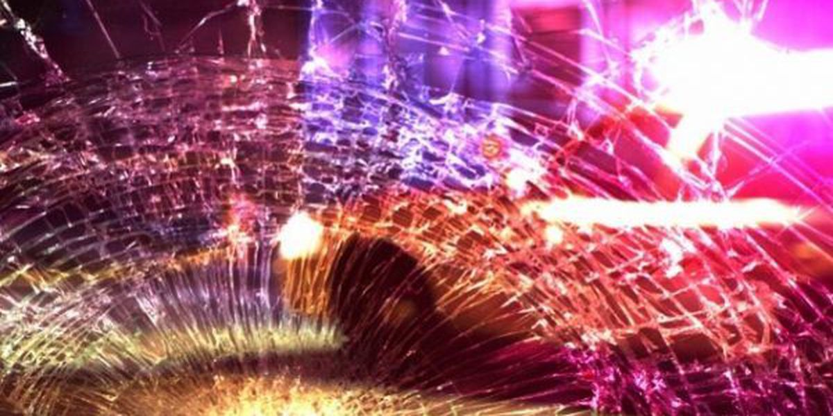 Man killed in one-vehicle crash