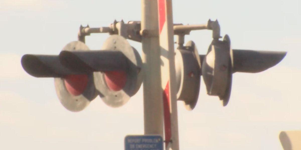 Paragould law enforcement monitor railroad crossings
