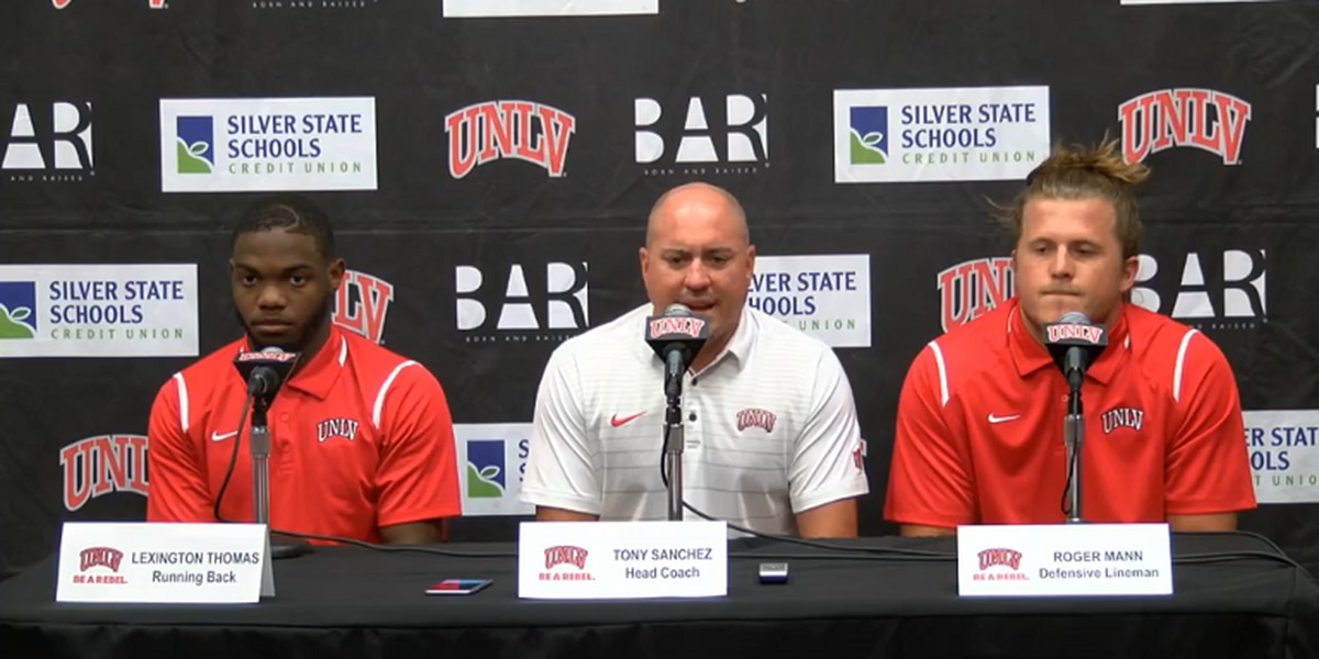 UNLV impressed with Red Wolves