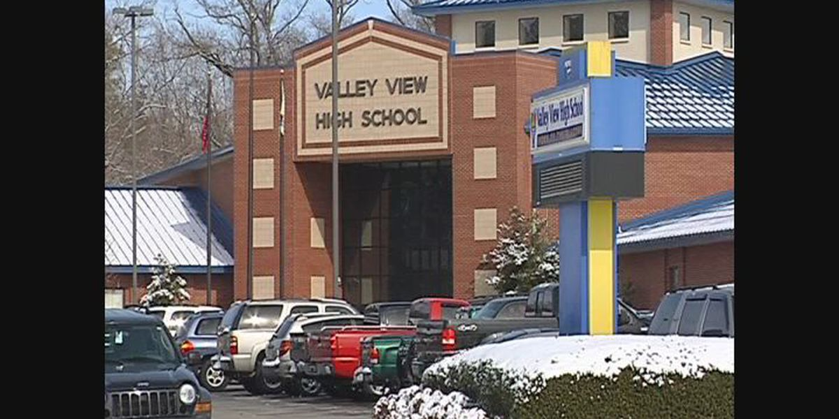 Valley View student, teacher injured in greenhouse accident