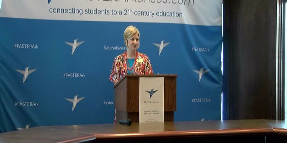 Organization helping Arkansas schools with technology