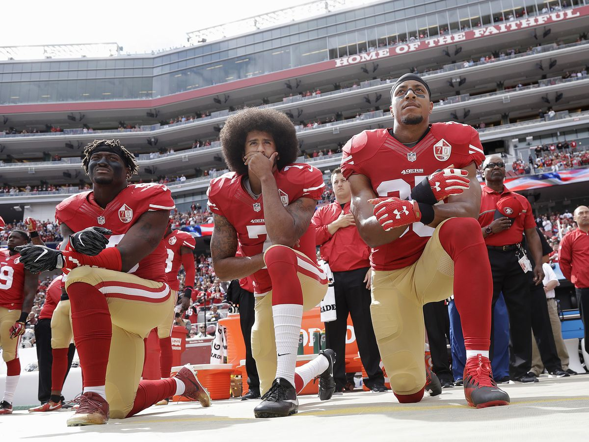 Kaepernick, ESPN team up for documentary series on his life
