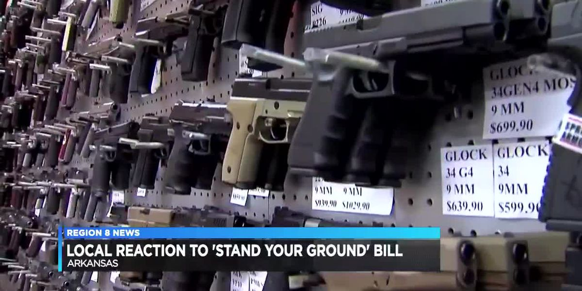 "Local lawyer & lawmaker on the ""Stand Your Ground"" bill"