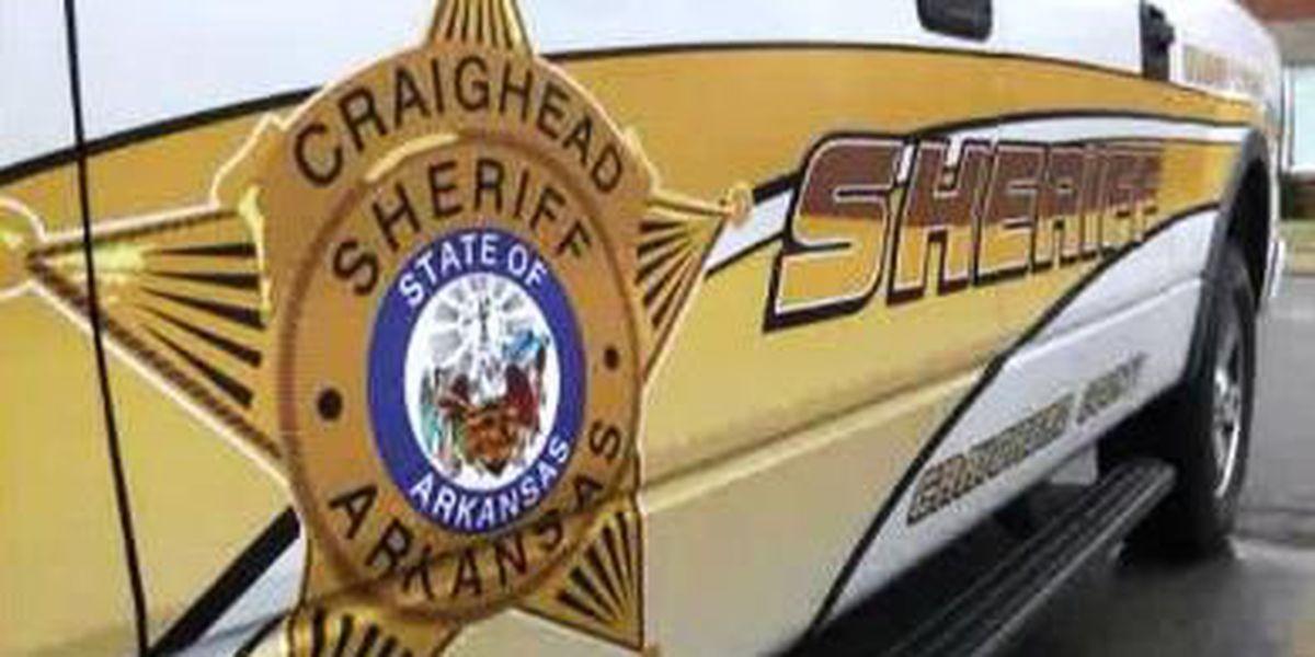 Craighead Co. sheriff's deputies search for burglary suspect
